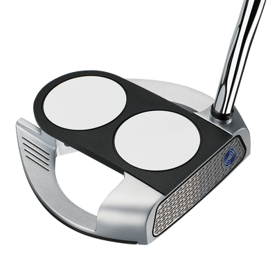 Odyssey Works Tank Versa 2-Ball Fang Putter