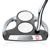Odyssey White Steel 2-Ball SRT Putters - View 2