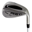Ping Tour Brushed Polished Gap Wedge Mens/Right