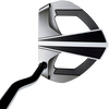 Odyssey White Ice D.A.R.T. Belly Putter - View 3