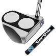Odyssey White Hot RX 2-Ball V-Line Putter with SuperStroke Grip