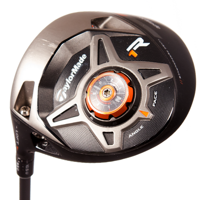 TaylorMade R1 Black Driver Adjustable Mens/Right