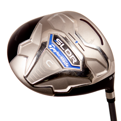 TaylorMade SLDR-C Driver 10.5° Mens/Right