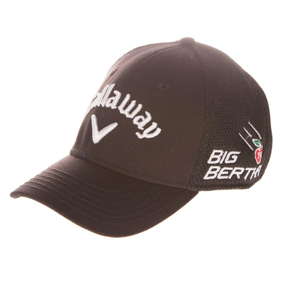 Callaway Golf Junior Custom Tour Mesh Fitted Cap headwear-mesh-junior-fitted-cap-2014