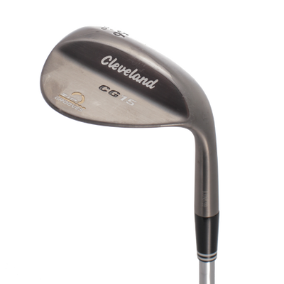 Cleveland CG15 Black Pearl Wedge Sand Wedge Mens/Right