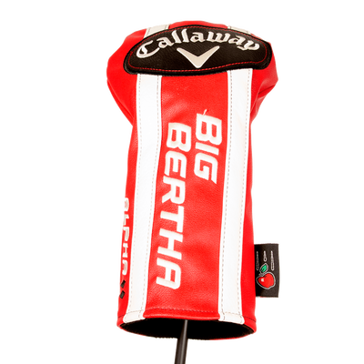 Big Bertha Alpha 815 Double Black Diamond Driver Headcovers