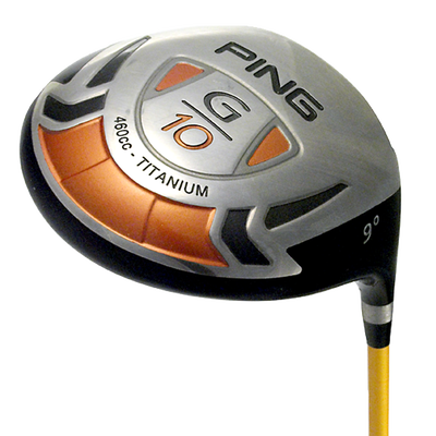 Ping G10 Drivers