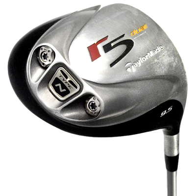 TaylorMade R5 Dual (Type N) Driver 9.5° Mens/Right