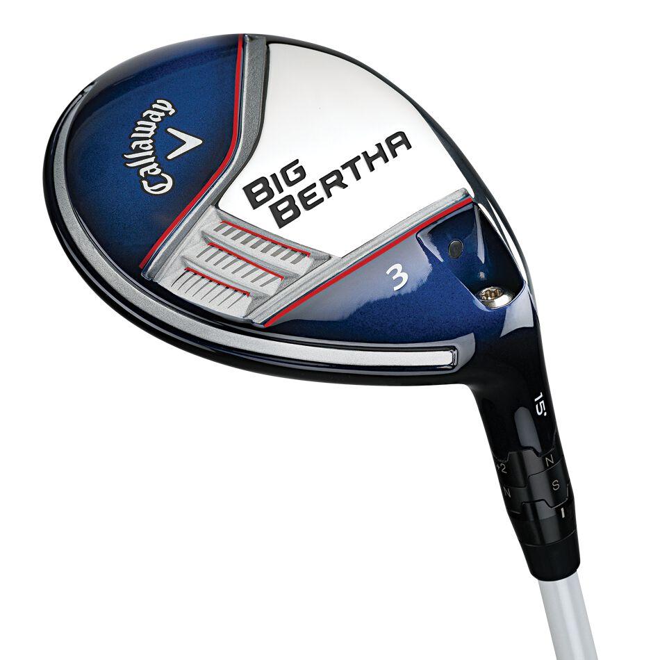 Callaway Golf Women's Big Bertha Fairway Woods fwoods-2014-big-bertha-womens