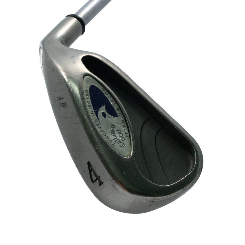 Callaway Golf Hawk Eye Irons