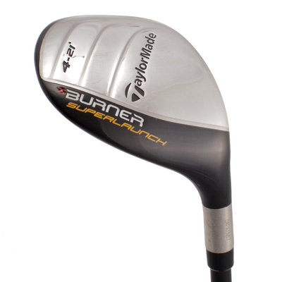 TaylorMade Burner SuperLaunch Rescue Hybrids