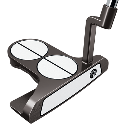 Odyssey White Ice 2-Ball Blade Lined Putters