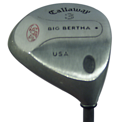 Original Big Bertha Fairway Woods
