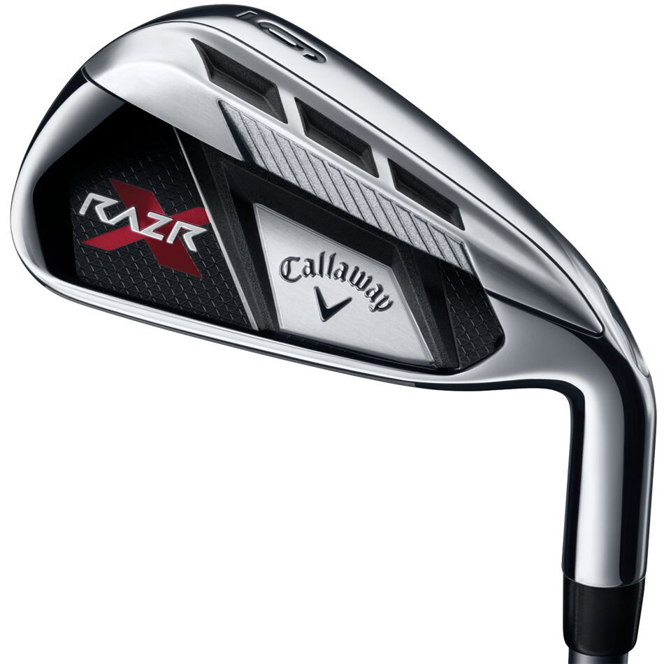 Callaway Golf RAZR X Irons Compare Value Golf Gear and Apparel -