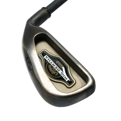 Big Bertha Gold Series Irons