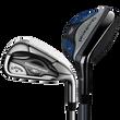 Steelhead XR Irons/Hybrids Combo Set