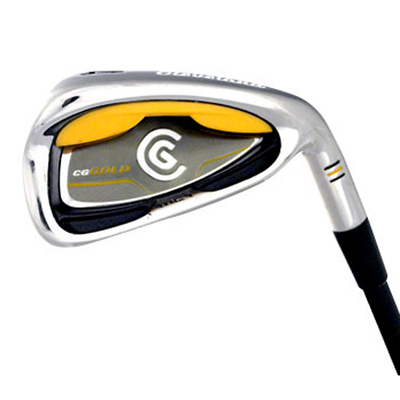 Cleveland CG Gold Irons