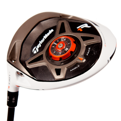 TaylorMade R1 White Driver Adjustable Mens/Right