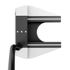 Odyssey O-Works #7 White/Black/White Putter - View 2