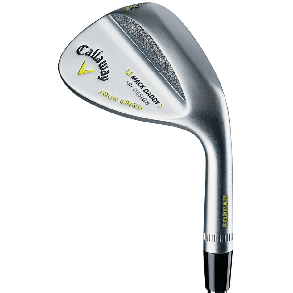 Callaway Golf Mack Daddy 2 Tour Grind Chrome Wedges wedges-2014-mack-daddy-2-tour-chrome