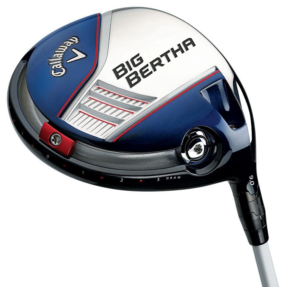 Callaway Golf Big Bertha Drivers Compare Value Golf Gear and Apparel -