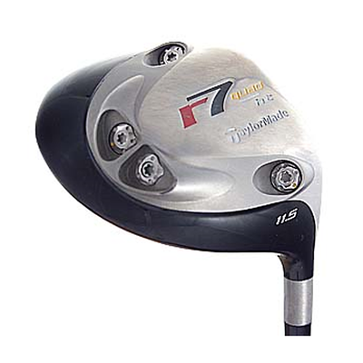 TaylorMade R7 Quad HT Drivers