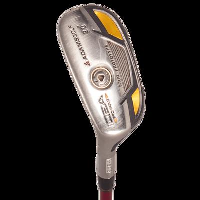 Adams Golf Idea Pro Gold Hybrid 4 Hybrid Mens/Right