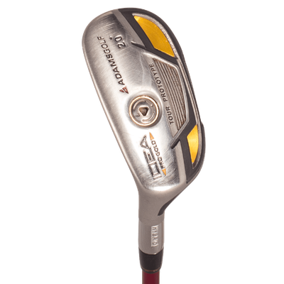Adams Golf Idea Pro Gold Hybrid 4 Hybrid Mens/Right