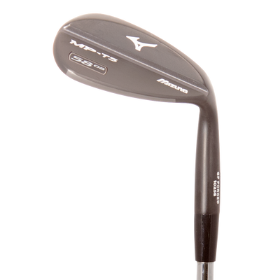 Mizuno MP-T5 Black Ion Gap Wedge Mens/Right