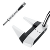 Odyssey Versa #7 White with SuperStroke Grip Putters - View 1