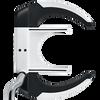 Odyssey Versa 90 Sabertooth Black with SuperStroke Grip Putter - View 3
