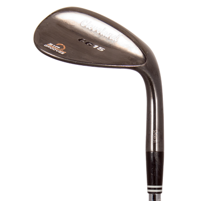 Cleveland CG15 Tour Black Pearl Zip Groove Lob Wedge Mens/Right