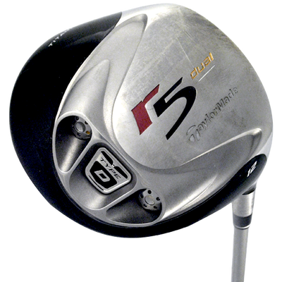TaylorMade R5 Dual (Type D) Drivers