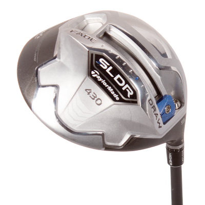 TaylorMade SLDR 430 TP Drivers