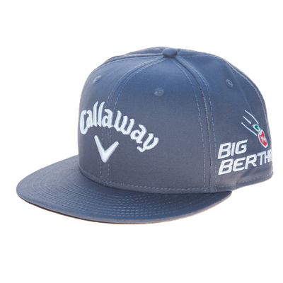Tour Flat Bill Fitted Cap (Perez/Lee)