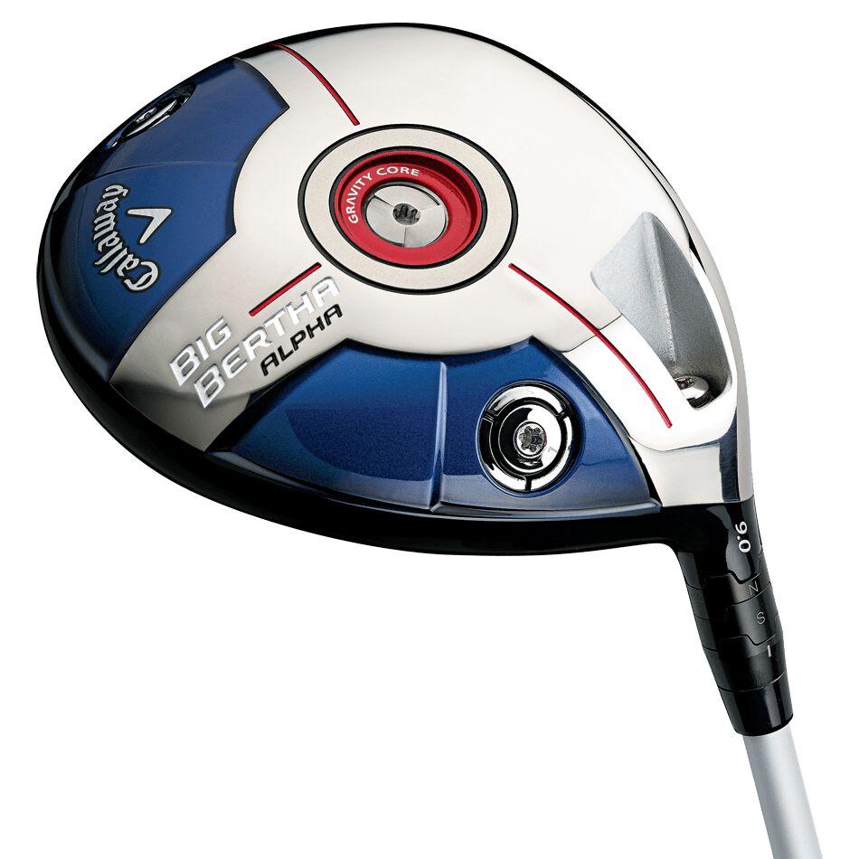 Callaway Golf Big Bertha Alpha Drivers Compare Value Golf Gear and Apparel -
