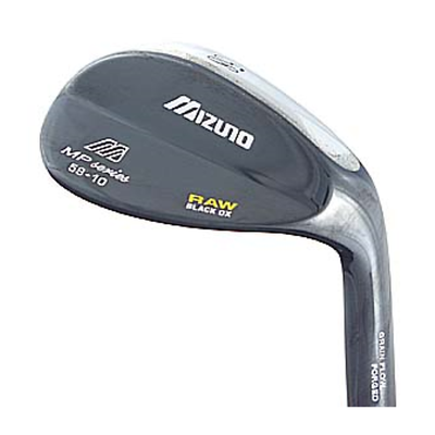 Mizuno MP Series RAW Black Ox Lob Wedge Mens/Right