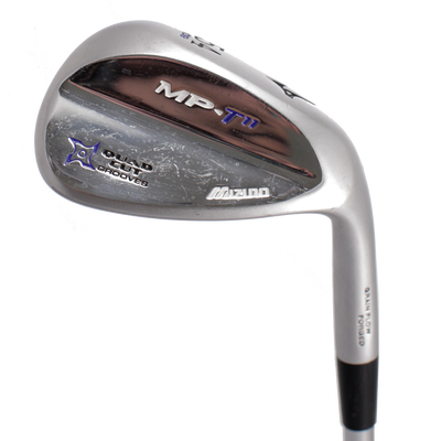 Mizuno MP T-11 White Satin Sand Wedge Mens/Right