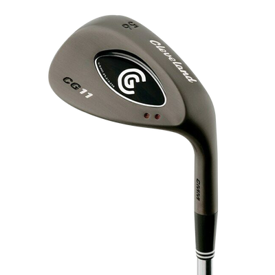 Cleveland CG11 Black Pearl Pitching Wedge Mens/Right