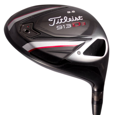 Titleist 913D3 Mens Graphite Shaft Driver 8.5° Mens/Right