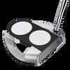 Odyssey Works 2-Ball Fang Versa w/ SuperStroke Grip Putter - View 1