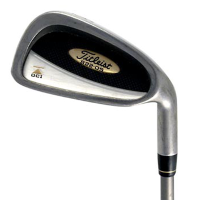 Titleist DCI 8220S 9 Iron Mens/Right