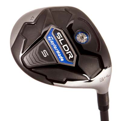 TaylorMade SLDR S Fairway 3HL Wood Mens/Right