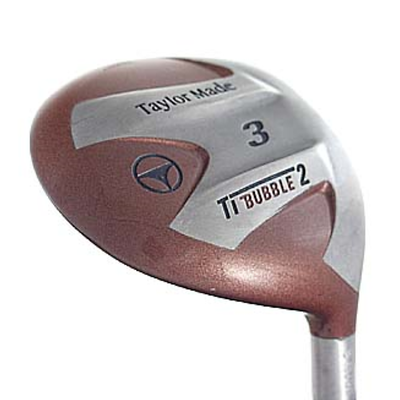 TaylorMade Ti Bubble 2 Fairway Woods