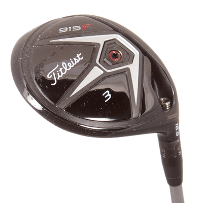 Titleist 915F Fairway - 21° Mens/Right