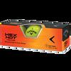 HEX Hot Yellow Golf Balls - View 3