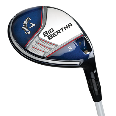Women's Big Bertha Fairway Woods