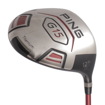 Ping G15 Driver 10.5° Mens/Right