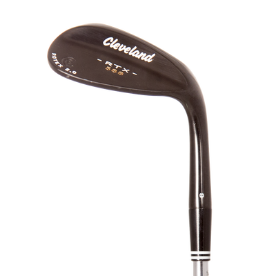 Cleveland 588 RTX 2.0 Black Satin Sand Wedge Mens/Right