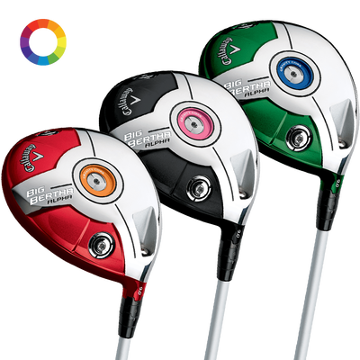 Big Bertha Alpha uDesign Drivers Driver 9° Mens/Right